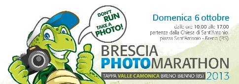 Brescia Photo Marathon - tappa val camonica