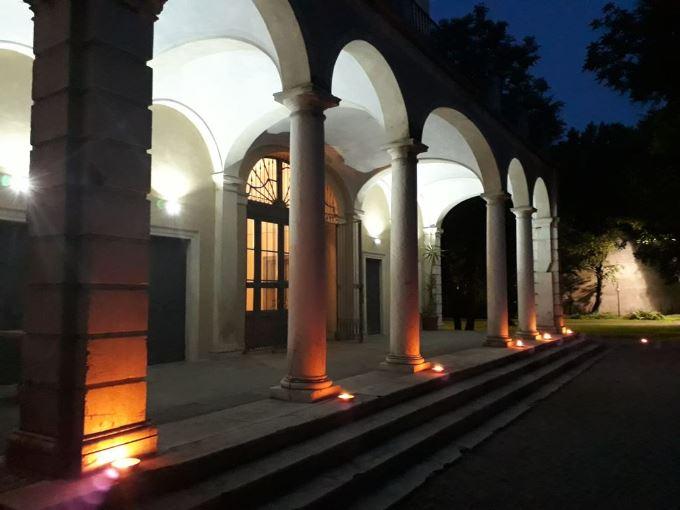 Villa Badia notte testo