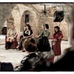 TeatrAction 2012 - incontro con Lucilla Giagnoni - Foto di Roberto Cavalli