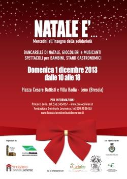 locandina natale 2013
