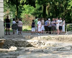 Visite guidate agli scavi
