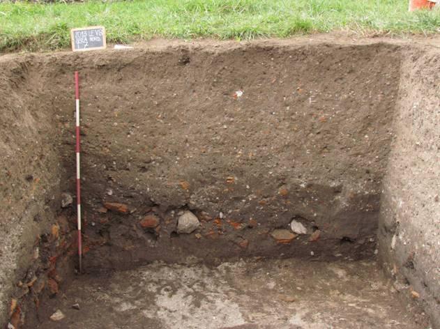 scavo leno terre nere
