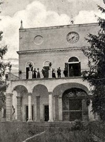 villa badia 1800
