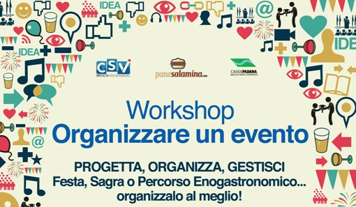 Locandina Workshop banner