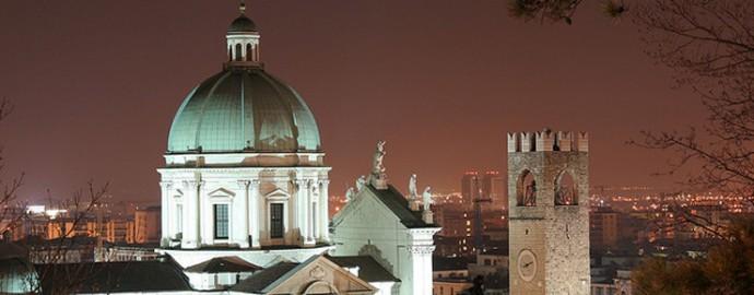 Brescia-di-notte