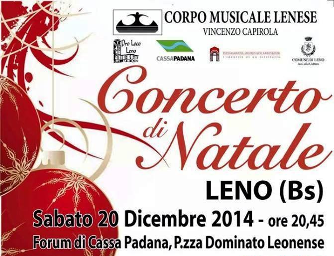 Concerto natale copertrina