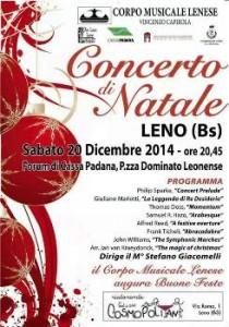 Concerto natale small