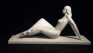 Capirola in arte - scultura