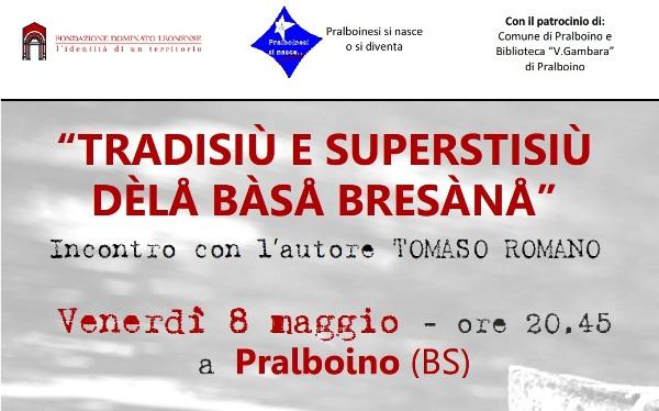 Copertina Maestro Romano Pralboino