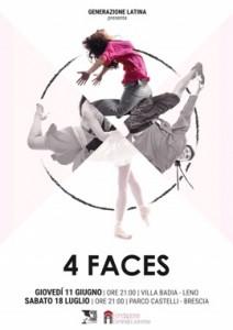 4Faces corpo