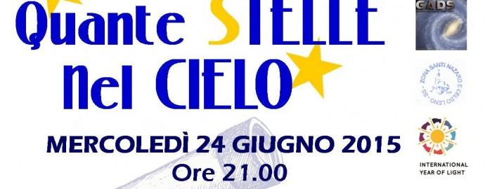 LOC STELLE 24 GIUGNO banner