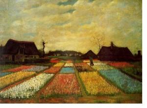 Van Gogh - Campo di tulipani