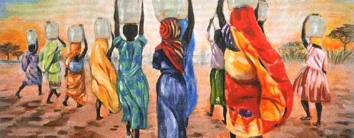 portatrici acqua africa