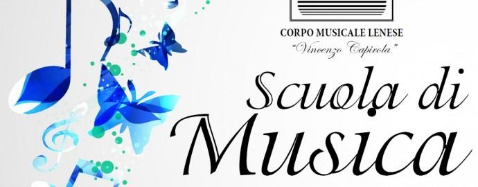 Scuola di musica copertina