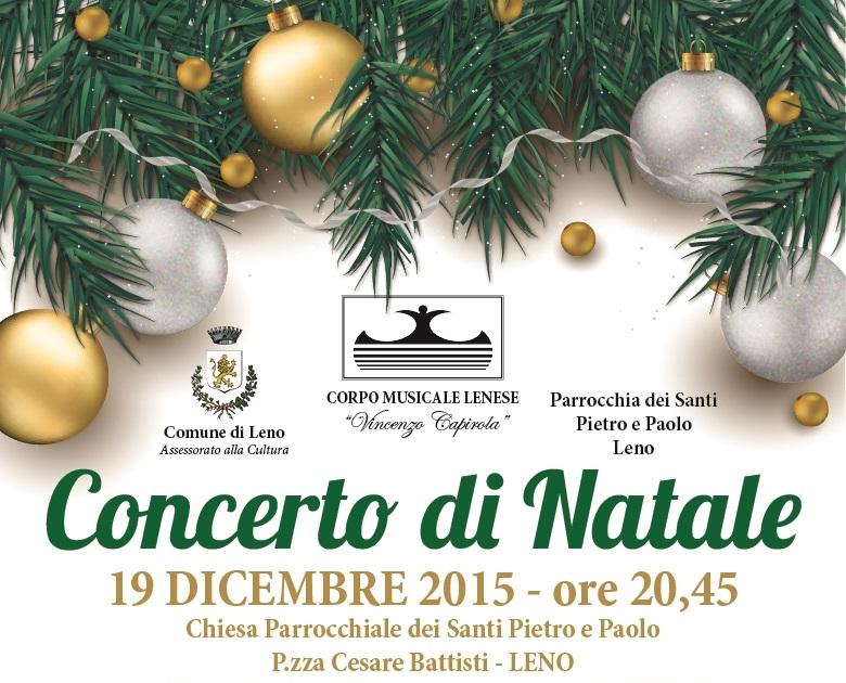 Concerto Natale copertina