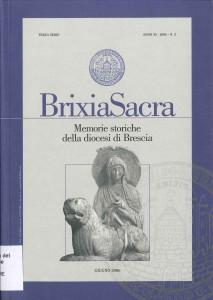 brixia sacra 2006