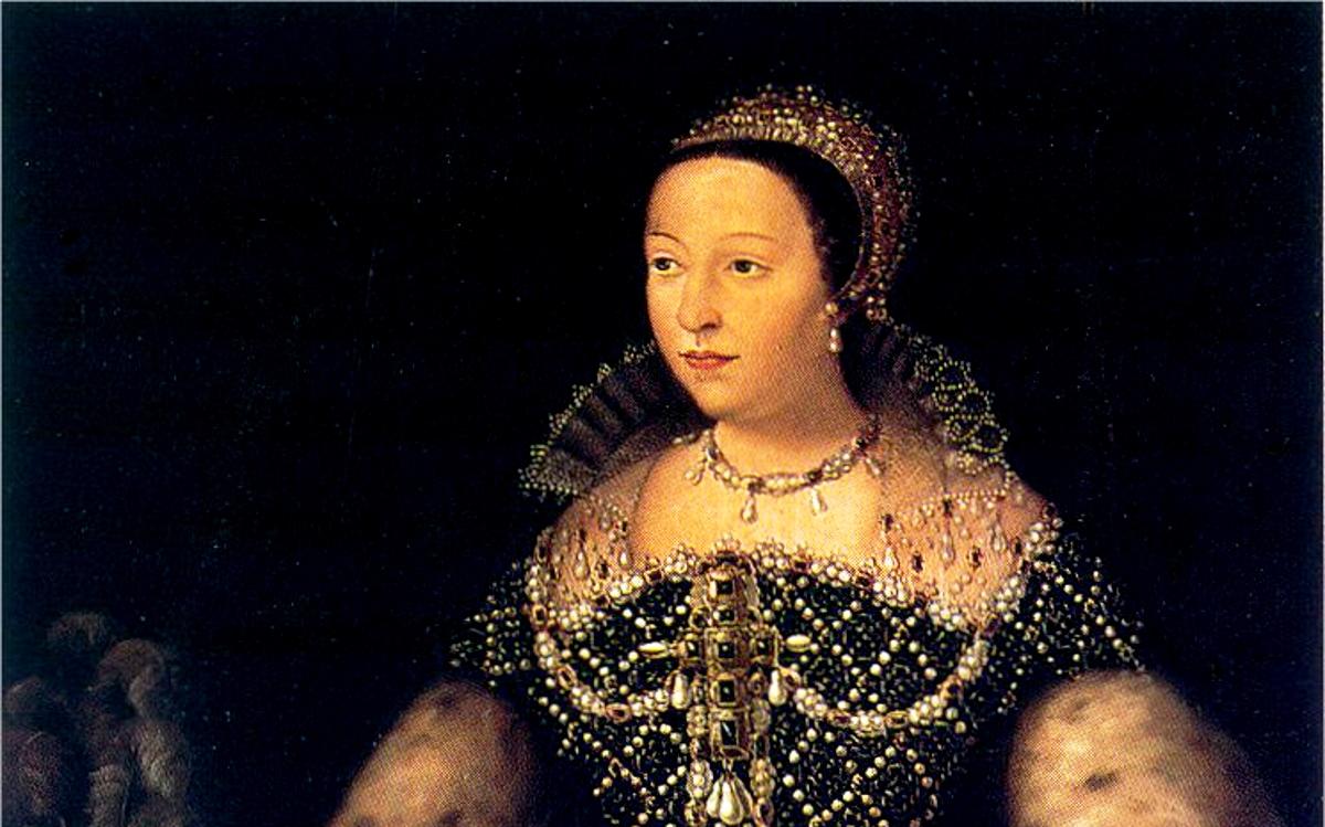 Caterina-de-Medici