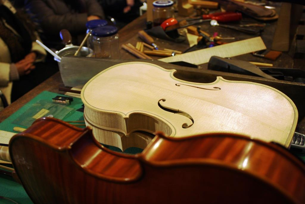 Uscita alla Cremona del Violino, Cremona (Cr) - 8 febbraio 2012
