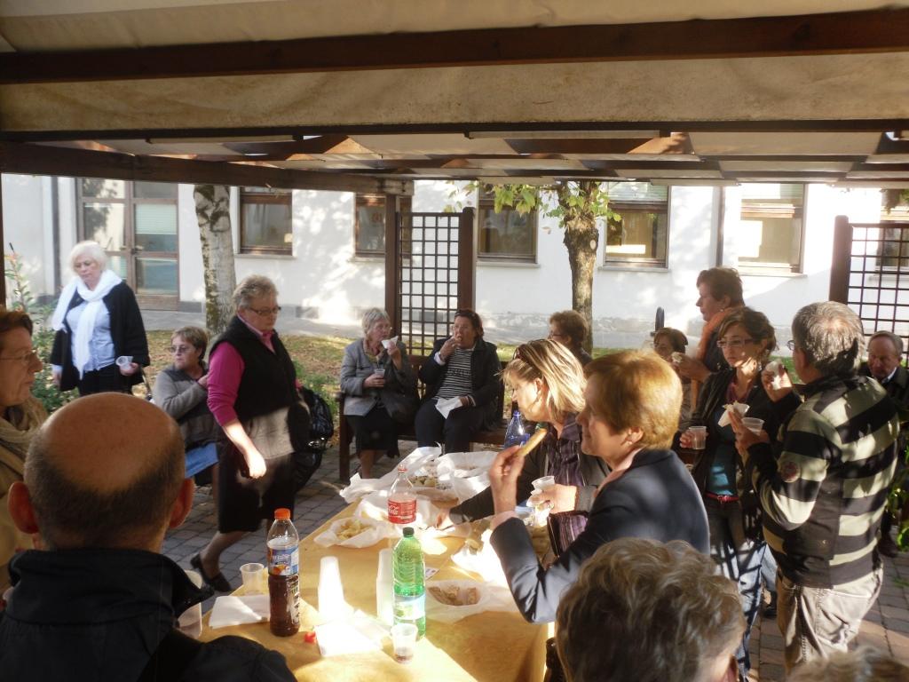 Uscita alla mostra sul Generale Francesco Pistoja, Isola Dovarese (Cr) - 17 ottobre 2011