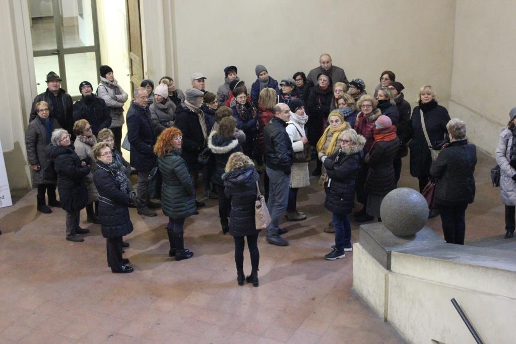 Uscita a Parma (Pr) - 9 dicembre 2015