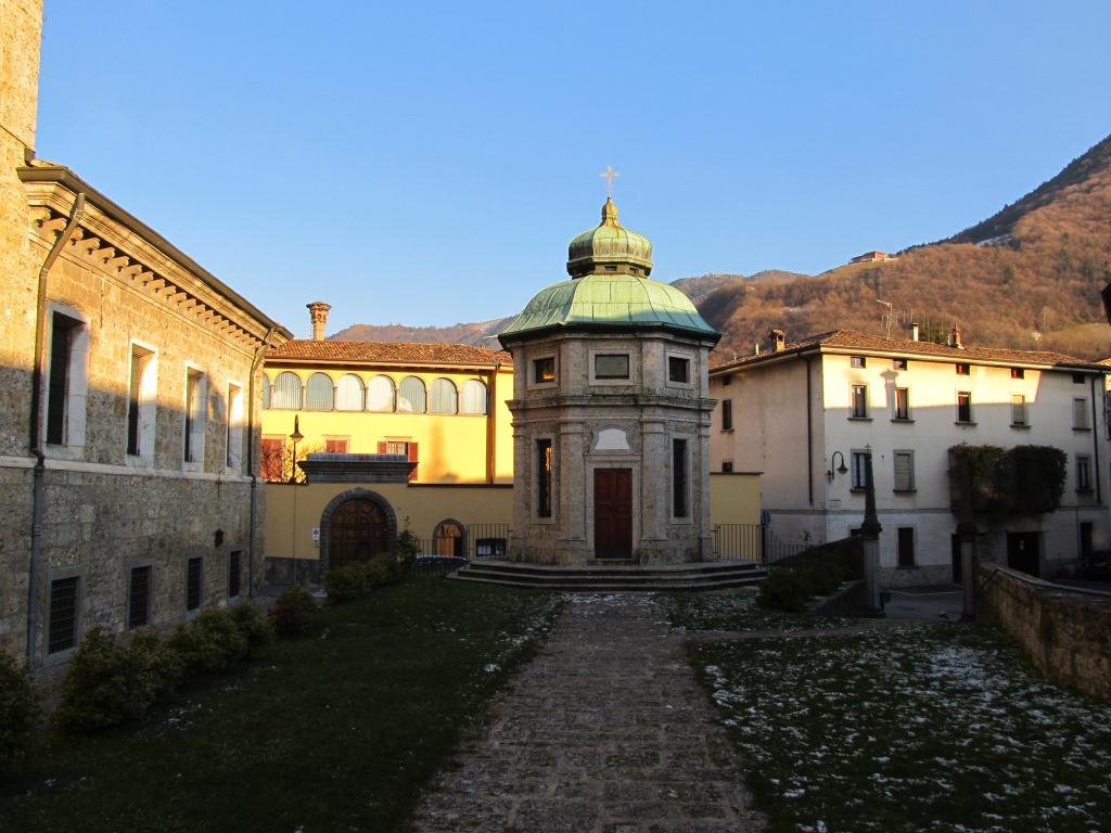 Uscita al Museo dei presepi di Gandino (Bg), 12 dicembre 2012