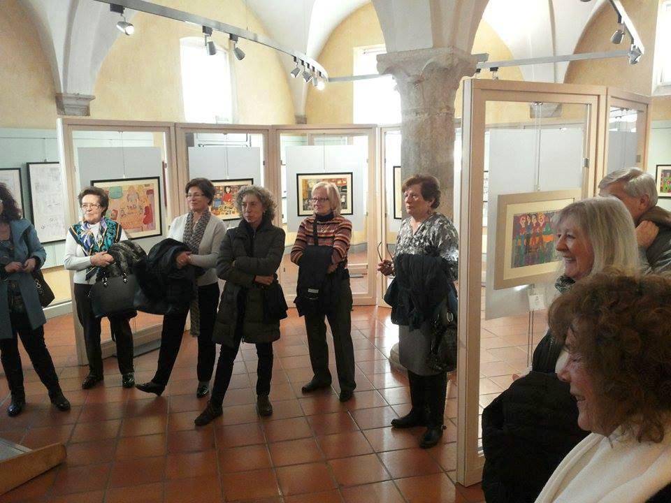Uscita a Fondazione Pinac, Rezzato (Bs) - 18 febbraio 2015