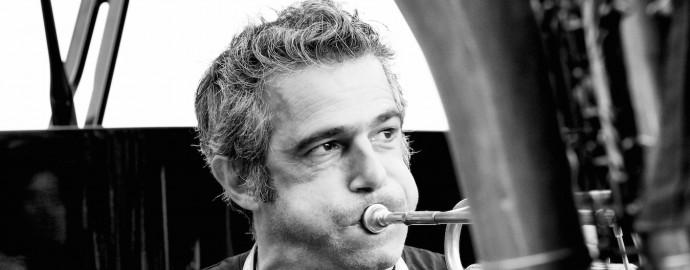 Scalinata di San Bernardino - Paolo Fresu Quintet; Paolo Fresu - tromba e flicorno
