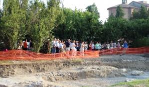 visita guidata scavo-
