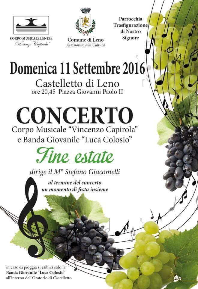Concerto Casteletto 2016