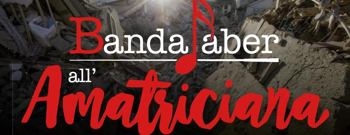 bandafaber all'amatriciana banner