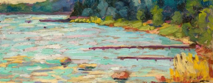 Lago d'Iseo, anni '80 Ettore Donini