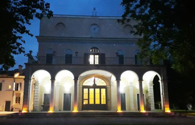 Villa Badia notte 3 fondazione