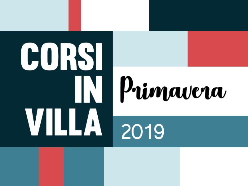 Corsi in villa 2019