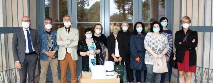 Gruppo lavoro mascherine