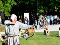 Con il Barbarossa: la rievocazione medievale di Leno