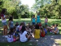 Campo estivo teatrale per bambini, dall'1 al 12 agosto