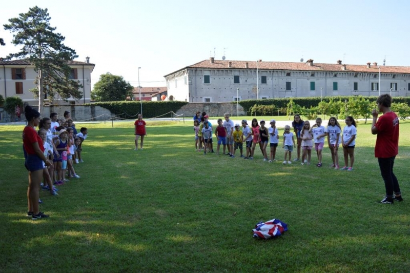 English City Camp, 22-26 agosto