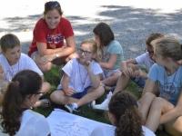 English City Camp, 22-26 agosto