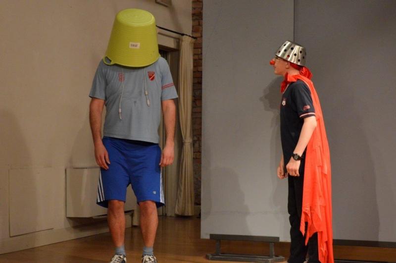 Seminario: Il personaggio comico. Con Rita Pelusio