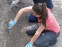 Scavi archeologici in Villa Badia