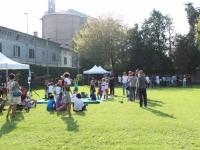 Il parco di Villa Badia