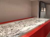 Un'opera di Zhu Renmin esposta a Verona