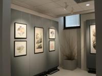 La mostra di Zhu Renmin a Verona